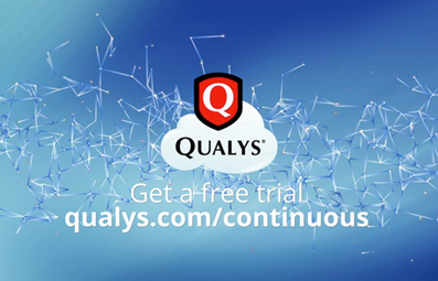 Qualys Continuous Monitoring Video Screenshot