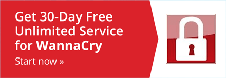 Get 30-Day Free Unlimited Service for WannaCry