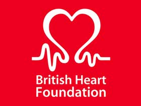 Logo of British Heart Foundation