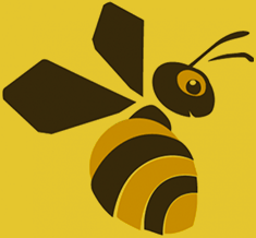 Iron Bee open source project logo