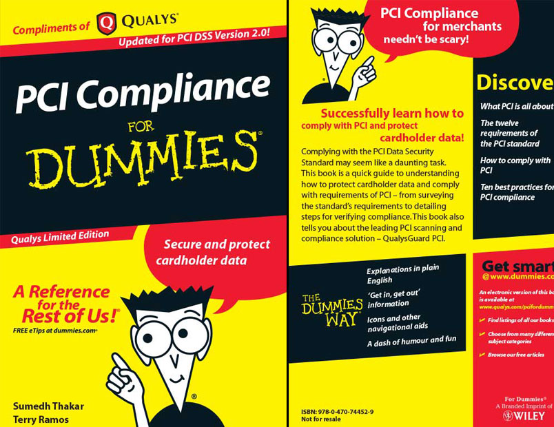 Qualys vulnerability management for dummies