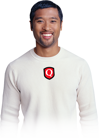 Qualys Guy and Shirt